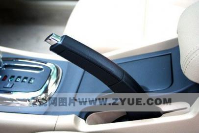 学车必备:驻车制动器(手刹)操作方法