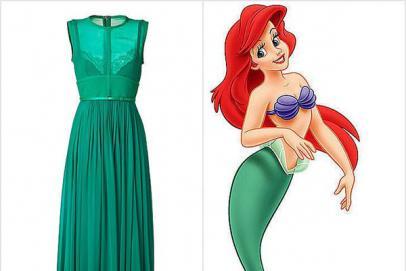 迪士尼公主嫁衣,你最心水哪款?
