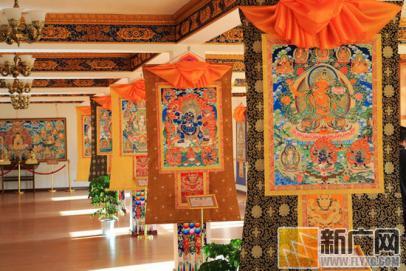 青海热贡 高原上的艺术王国