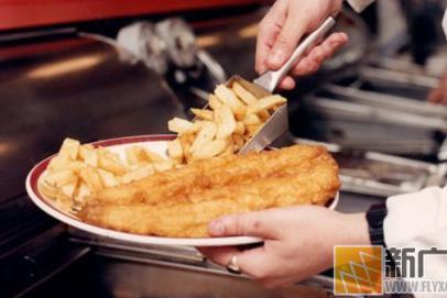 习大大点名的鱼和薯条有啥特色?看各国膳食指南