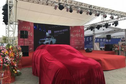 智能驾驶 WEY来无忧 VV6红河&玉溪车展上市