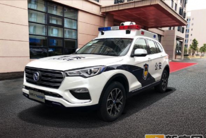 2018中国国际社会公共安全产品博览会开幕在即  汉腾汽车将携中国首款智能警车震撼登场