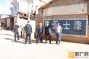 泸西县交警大队联合中枢镇政府对泸弥高速公路周边农村道路交通秩序整治工作进行协商