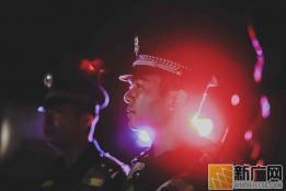 """""""阿飞""""警官的一天"""