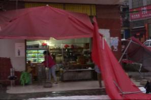 云南金平:史上最大冰雹灾害袭击金平 大的直径约5厘米