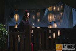 《陈情令》热度暴涨 肖战夷陵老祖上线开虐