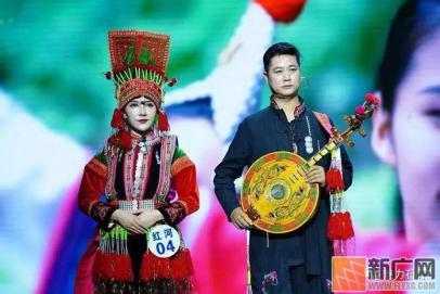 """红河元素闪耀舞台,我州在""""2019民族赛装文化节""""斩获9项大奖!"""