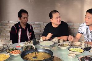 品美食:云南特色野生菌宴