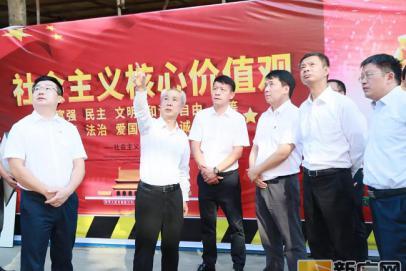 姚国华在河口开展主题教育调研时强调:要推进自贸试验区红河片区实现7个突破