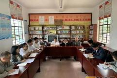个旧市级领导结合主题教育展开调研