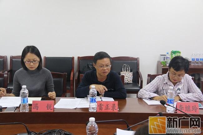 红河州妇联主席陈薇一行到红河技师学院调研