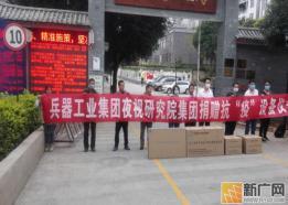 中国兵工集团捐赠红外发热人群快速筛查系统助力红河县一小开学