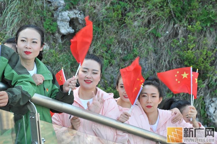 红河州三医院庆祝抗疫归来的第一个护士节:爱在云天 心在你旁