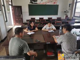 泸西:红河州教科所领导到午街铺镇山林小学调研指导英语教学工作