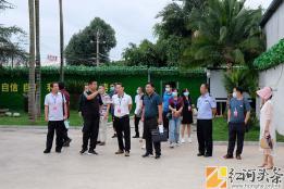 石屏县政协对创办县第四中学专门教育办学成效进行视察