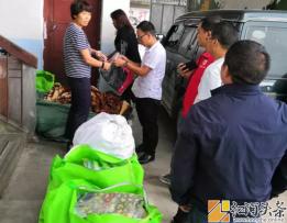 爱心捐赠 情暖校园——元阳县红十字会 走进嘎娘中心小学开展捐赠活动