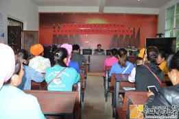 红河县委宣讲团赴民政局及三村乡 开展宣讲活动