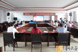"""建水县顺利通过红河州""""七五""""普法规划 检查考核"""