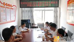 红河县2020-2021年度大学生志愿服务西部计划云南省地方项目志愿者出征仪式