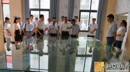 共青团红河县委举行西北工业大学研究生支教团红河分队座谈会暨交接仪式
