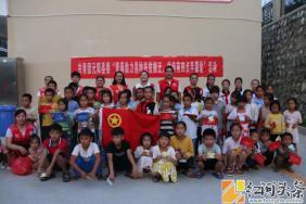 云南元阳:志愿服务活动遍地开花