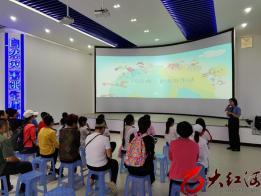 """""""守护童年,牵手共成长""""——红河州青少年安全教育公益活动在云南少年警训基地圆满完成"""