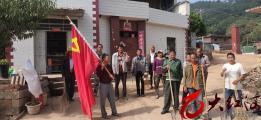 龙武镇:新时代文明实践助力  爱国卫生运动
