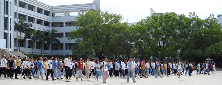 开远一中、开远实验中学开展2020年高一新生入学教育