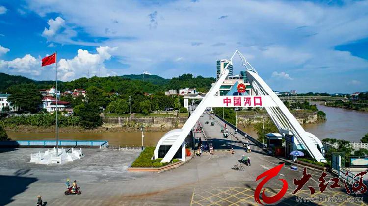 """河口县以""""4+1""""创新模式 全力推动边境地区民族团结进步事业"""