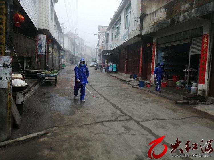 元阳县大坪乡多措并举全面深入推进爱国卫生专项行动