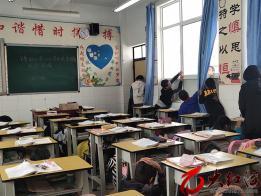 弥勒市弥阳镇铺田小学开展地震、消防、防暴恐演练