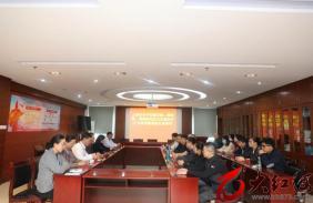 深度合作 强化交流——上海长宁三家社卫中心与金平县医院开展交流座谈