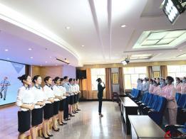 以礼立身 提升护理服务质量 红河州第三人民医院开展职业礼仪培训
